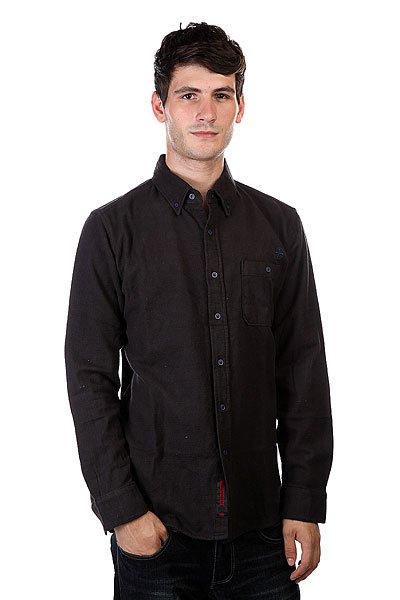 Рубашка утепленная Independent Class Act Flannel Black<br><br>Цвет: черный<br>Тип: Рубашка утепленная<br>Возраст: Взрослый<br>Пол: Мужской