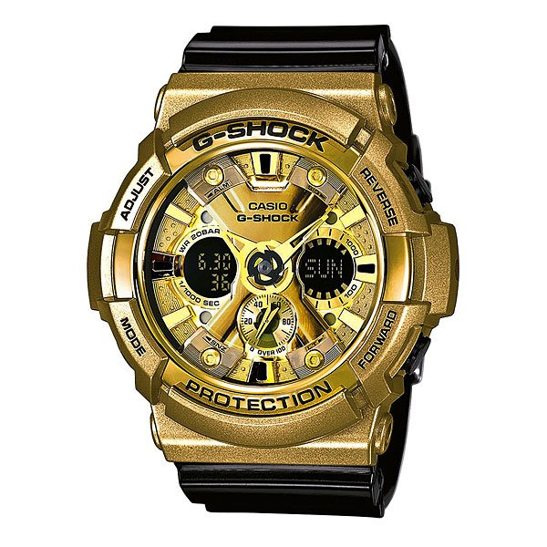 Часы Casio G-Shock Ga-200gd-9b2 Black/Gold