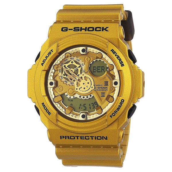 Часы Casio G-Shock Ga-300gd-9a Gold piaget часы piaget g0a39110