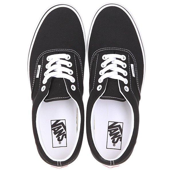 Кеды кроссовки низкие Vans Era Black