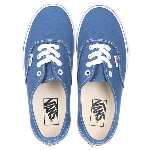 Кеды кроссовки низкие Vans Authentic Navy
