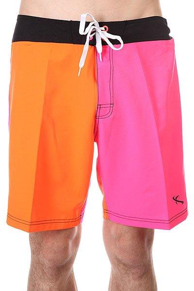 Шорты пляжные Lost Whoopie NorДанная модель не имеет внутренней подкладки в виде сеточки<br><br>Цвет: оранжевый<br>Тип: Шорты пляжные<br>Возраст: Взрослый<br>Пол: Мужской