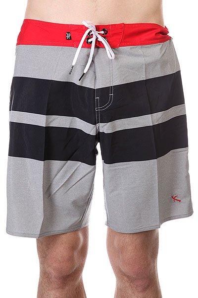 Шорты пляжные Lost Double Whomp BlackДанная модель не имеет внутренней подкладки в виде сеточки<br><br>Цвет: серый,черный<br>Тип: Шорты пляжные<br>Возраст: Взрослый<br>Пол: Мужской