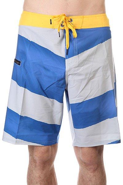 Шорты пляжные Lost Vee Three Rocket BlueДанная модель не имеет внутренней подкладки в виде сеточки<br><br>Цвет: серый,синий,желтый<br>Тип: Шорты пляжные<br>Возраст: Взрослый<br>Пол: Мужской