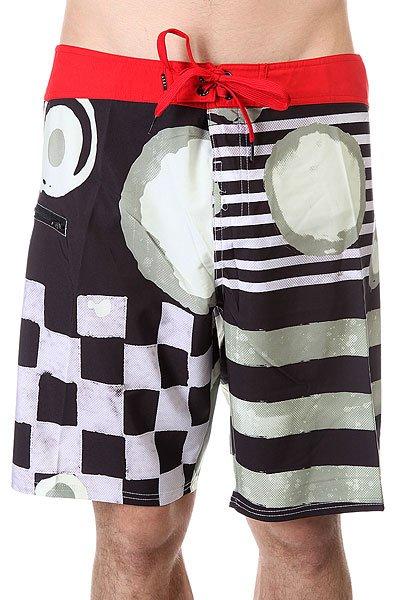 Шорты пляжные Lost Distrupted SatinДанная модель не имеет внутренней подкладки в виде сеточки<br><br>Цвет: черный,красный,зеленый,белый<br>Тип: Шорты пляжные<br>Возраст: Взрослый<br>Пол: Мужской