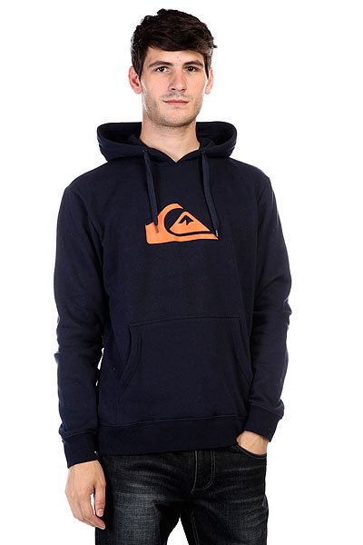 Кенгуру Quiksilver Everyday Hood P Navy Blazer
