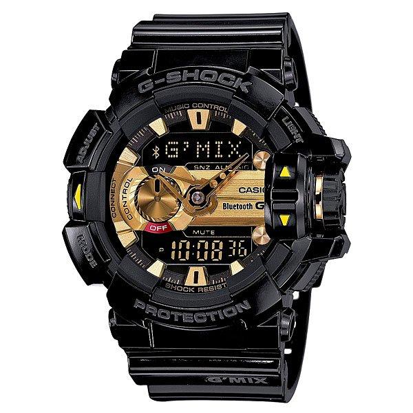 Часы Casio G-Shock Gba-400-1a9 Black/OrangeХарактеристики: Светодиодная подсветка дисплея и стрелок. Ударопрочная конструкция защищает от ударов и вибрации. Функция мирового времени.Отображение времени: аналоговый + цифровой, формат 12/24 часа, секундная стрелка отсутствует.Таймер с минутной точностью и автоповтором. 5 ежедневных будильников, сигнал каждый час.Второй часовой пояс.Прочное, устойчивое к царапинам минеральное стекло защищает часы от повреждений.Корпус из полимерного пластика и нержавеющей стали. Ремешок из полимерного материала. Водонепроницаемость (20 Бар/200 м).<br><br>Цвет: черный,оранжевый<br>Тип: Кварцевые часы<br>Возраст: Взрослый<br>Пол: Мужской