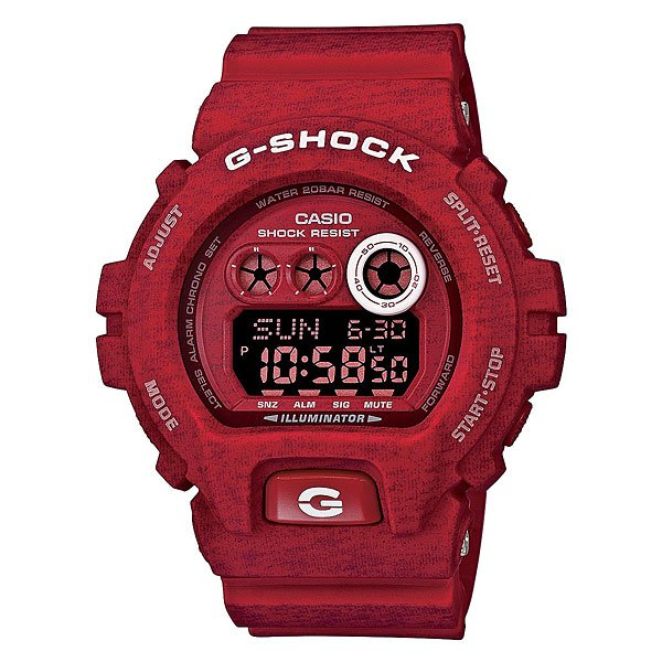 Часы Casio G-Shock Gd-x6900ht-4e Burgundy часы casio gd 120cm 5e
