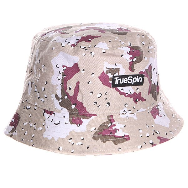 Панама TrueSpin Desert Storm Bucket Hat Camo