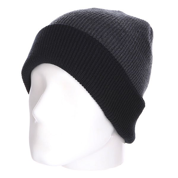 Шапка Harrison Henry Strong Beanies Dark/Grey/Black