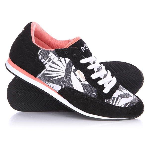 Кроссовки женские Roxy Run II Black