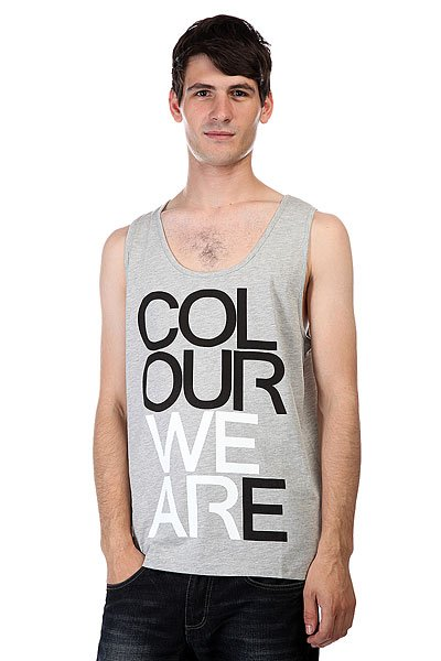 ����� CLWR We Are Tank Grey Melange