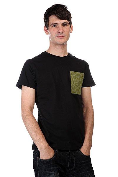 Футболка CLWR Pocket Black футболка clwr clwr cl003ewtqu55