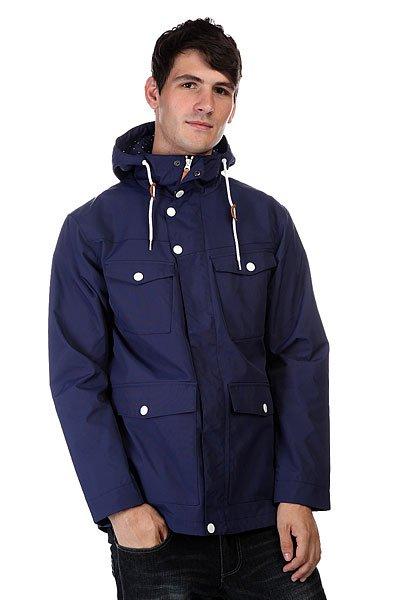 Куртка CLWR Harbour Patriot Blue бомбер clwr granite patriot blue