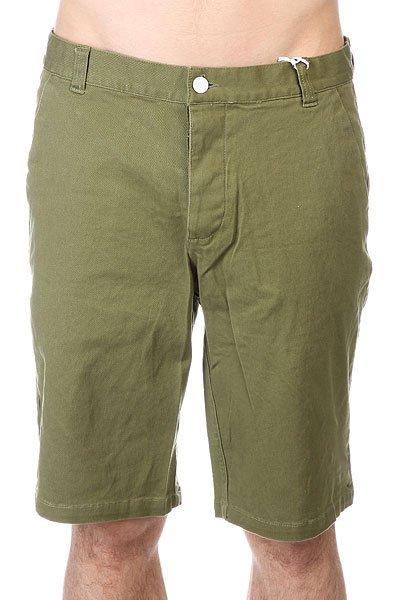 Шорты CLWR Shorts Loden футболка clwr plain loden leo