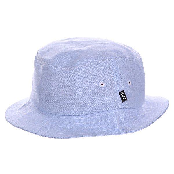 Панама Huf Oxford Bucket Blue<br><br>Цвет: голубой<br>Тип: Панама<br>Возраст: Взрослый<br>Пол: Мужской