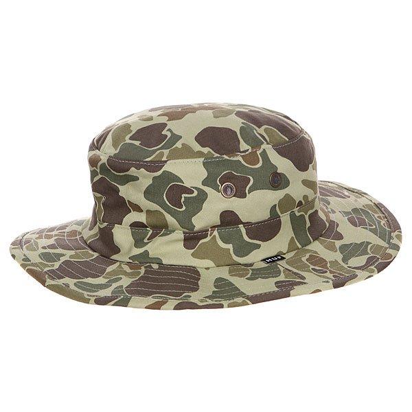 Шляпа Huf Duck Jungle Camo Olive