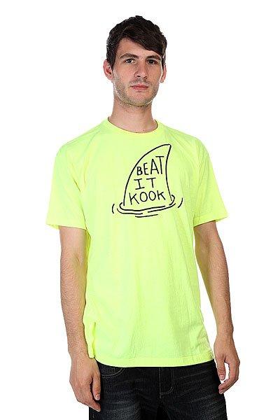 Футболка Lost Beat It Nyh<br><br>Цвет: зеленый<br>Тип: Футболка<br>Возраст: Взрослый<br>Пол: Мужской