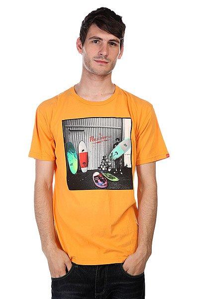 Футболка Lost Glass Shop Crt<br><br>Цвет: оранжевый<br>Тип: Футболка<br>Возраст: Взрослый<br>Пол: Мужской