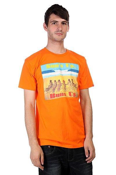 Футболка Lost Suns Up Orange