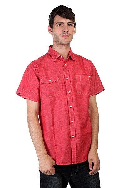 Рубашка Lost Spindrift Red<br><br>Цвет: красный<br>Тип: Рубашка<br>Возраст: Взрослый<br>Пол: Мужской