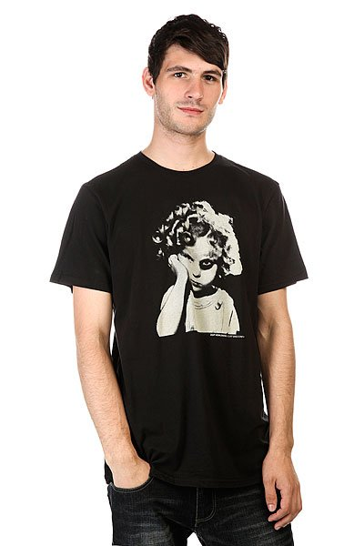футболка-huf-dont-call-me-shirley-tee-black