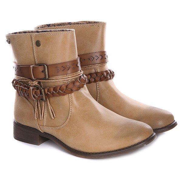 Cапоги женские Roxy Skye J Boot Tan