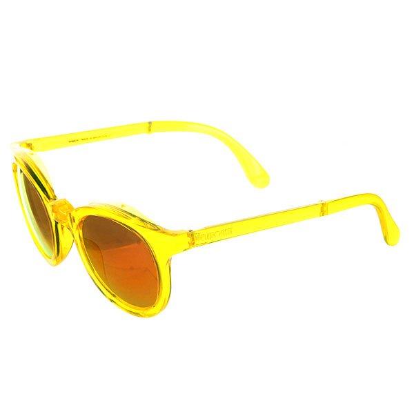 Очки Sunpocket Samoa Crystal YellowОтличные компактные очки для тех, кто ценит стиль и удобство.Характеристики:Фирменный логотип на дужке.Материал: гриламид. UVA/UVB фильтры для защиты от вредных излучений. Чехол для хранения в комплекте.<br><br>Цвет: желтый<br>Тип: Очки<br>Возраст: Взрослый<br>Пол: Мужской