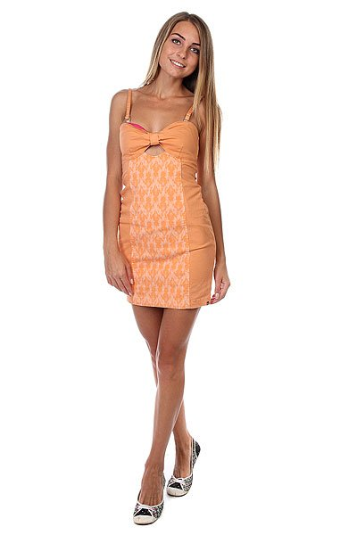 Платье женское Insight Demi Duo Dress Nectar