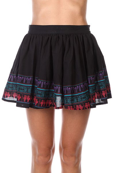 Юбка женская Insight Hindsight Skirt Black