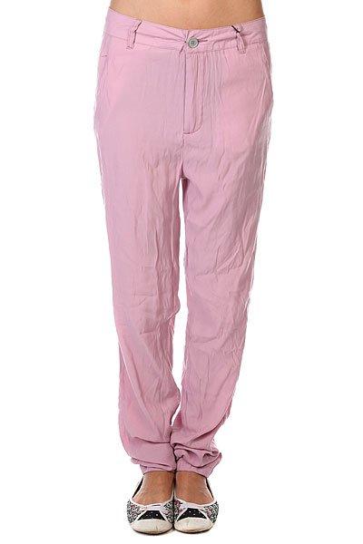 Штаны прямые женские Insight Lakka Pants Lavendar<br><br>Цвет: розовый<br>Тип: Штаны прямые<br>Возраст: Взрослый<br>Пол: Женский