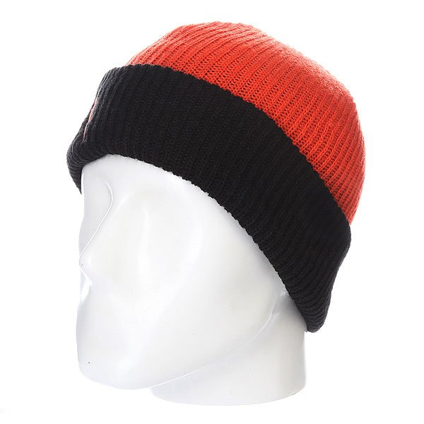 Шапка DC Cole Beanie Spicy Orange