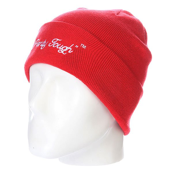 Шапка DC Bd Beanie Athletic Red