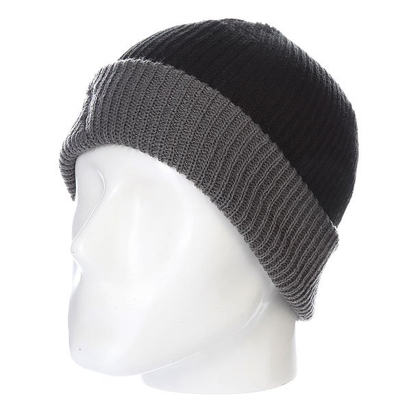 Шапка DC Cole Beanie Pewter