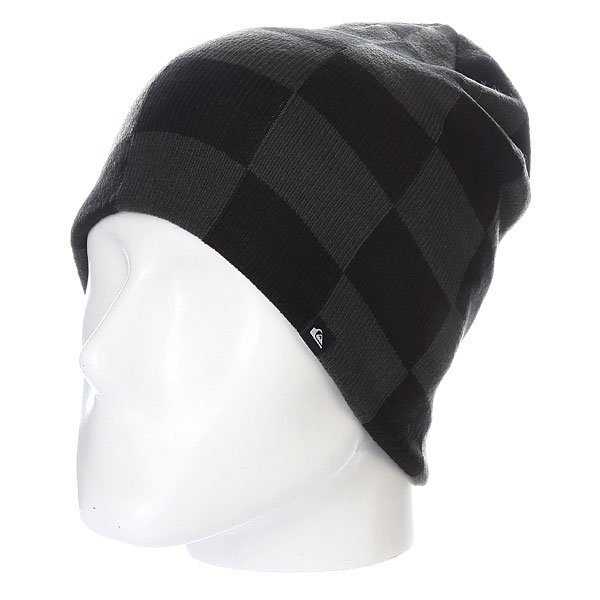 Шапка Quiksilver Check This Out Black