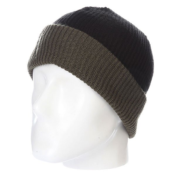 Шапка DC Cole Beanie Military Olive