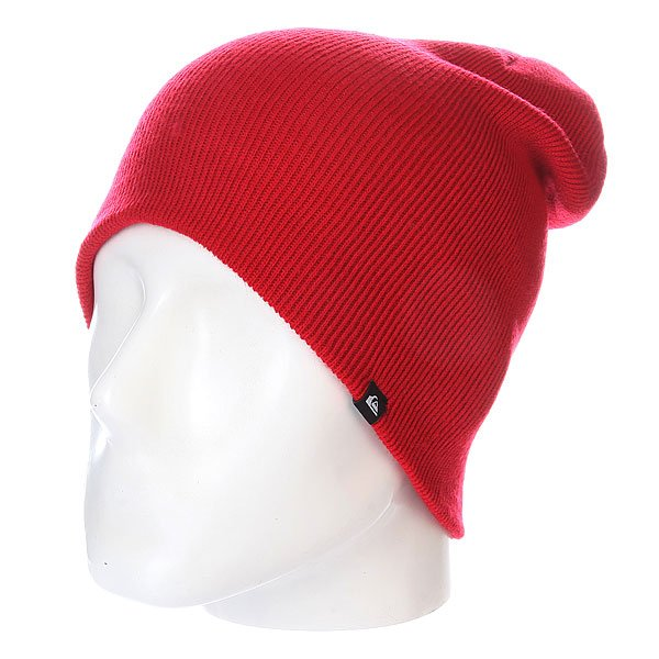 Шапка носок Quiksilver Jewell Slouch Red