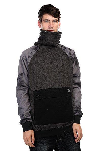 Толстовка сноубордическая DC Cloak Anthracite