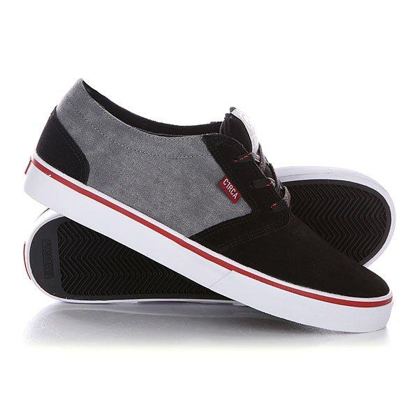 Кеды кроссовки низкие Circa Hesh Blmn Black/Midnight