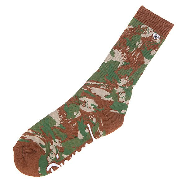 Комплект носков Diamond Og Script High Socks Camo