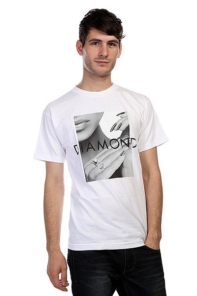 �������� Diamond Ring Girl White