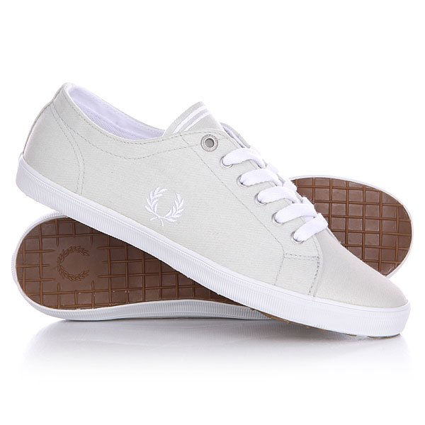 ���� ��������� ������ ������� Fred Perry Kingston Twill Grey