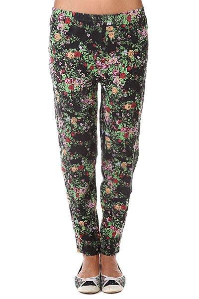 Леггинсы женские Insight Fleur Legging Floral<br><br>Цвет: мультиколор<br>Тип: Леггинсы<br>Возраст: Взрослый<br>Пол: Женский