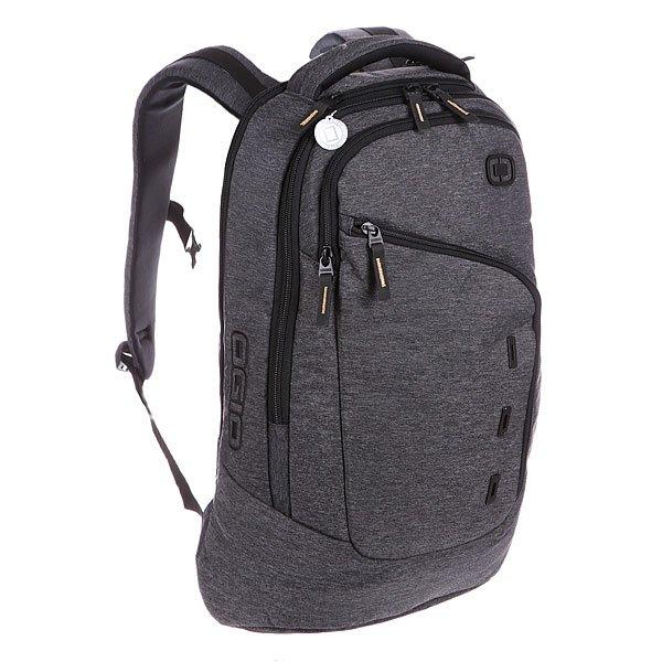 Рюкзак городской Ogio Newt Pack  Dark Static<br><br>Цвет: серый<br>Тип: Рюкзак городской<br>Возраст: Взрослый<br>Пол: Мужской