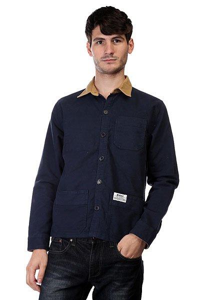 Рубашка Insight Live Well Blackout Blue<br><br>Цвет: синий<br>Тип: Рубашка<br>Возраст: Взрослый<br>Пол: Мужской