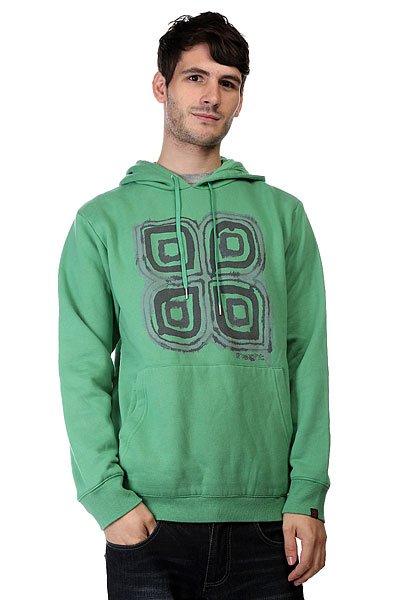 Толстовка кенгуру Insight Inked Ho Hood Weed Green рубашка в клетку insight fred sonic weed green