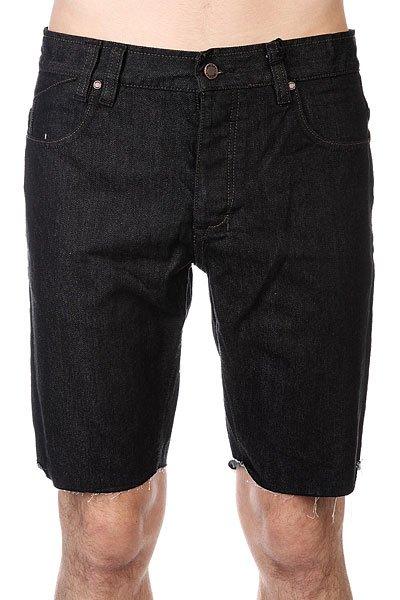 Шорты джинсовые Insight 114106b Black Rinse<br><br>Цвет: черный<br>Тип: Шорты джинсовые<br>Возраст: Взрослый<br>Пол: Мужской