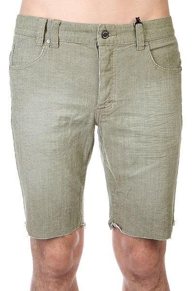 Шорты джинсовые Insight Surplus Green<br><br>Цвет: зеленый<br>Тип: Шорты джинсовые<br>Возраст: Взрослый<br>Пол: Мужской
