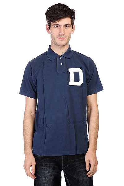 Поло Dickies Tanner Polo Navy Blue