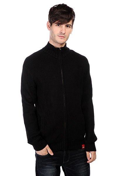 Толстовка Dickies Tennant Jacket Black<br><br>Цвет: черный<br>Тип: Толстовка классическая<br>Возраст: Взрослый<br>Пол: Мужской